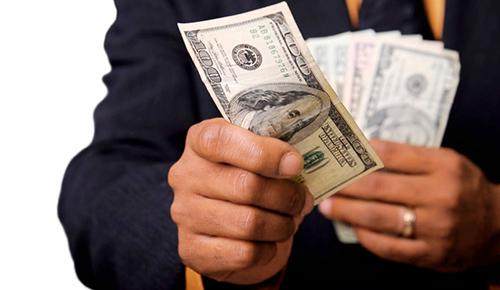 دعوا برای پول