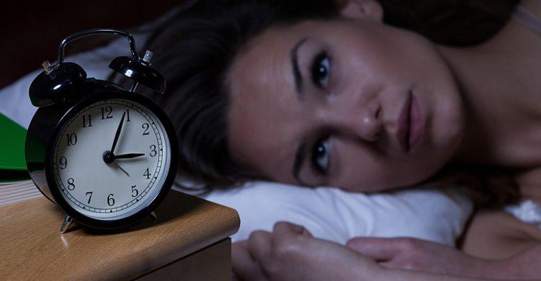 بی خوابی یا بد خوابی شبانه