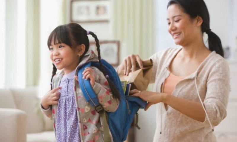 چگونه فرزندمان را برای مدرسه رفتن آماده کنیم