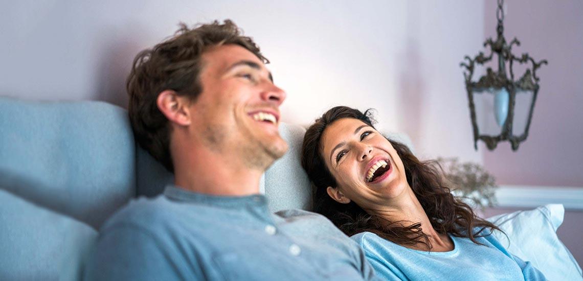 عشق بازی با همسر در رابطه زناشویی