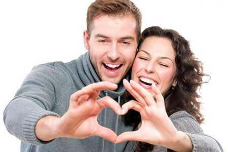 افزایش صمیمیت بین زن و شوهر