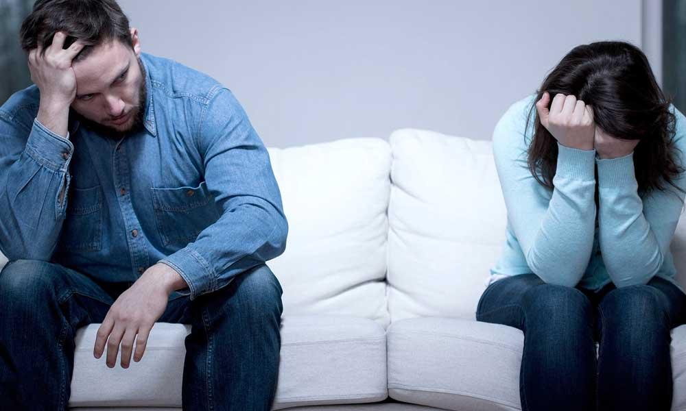 عوامل اصلی سرد شدن رابطه بین زن و شوهر