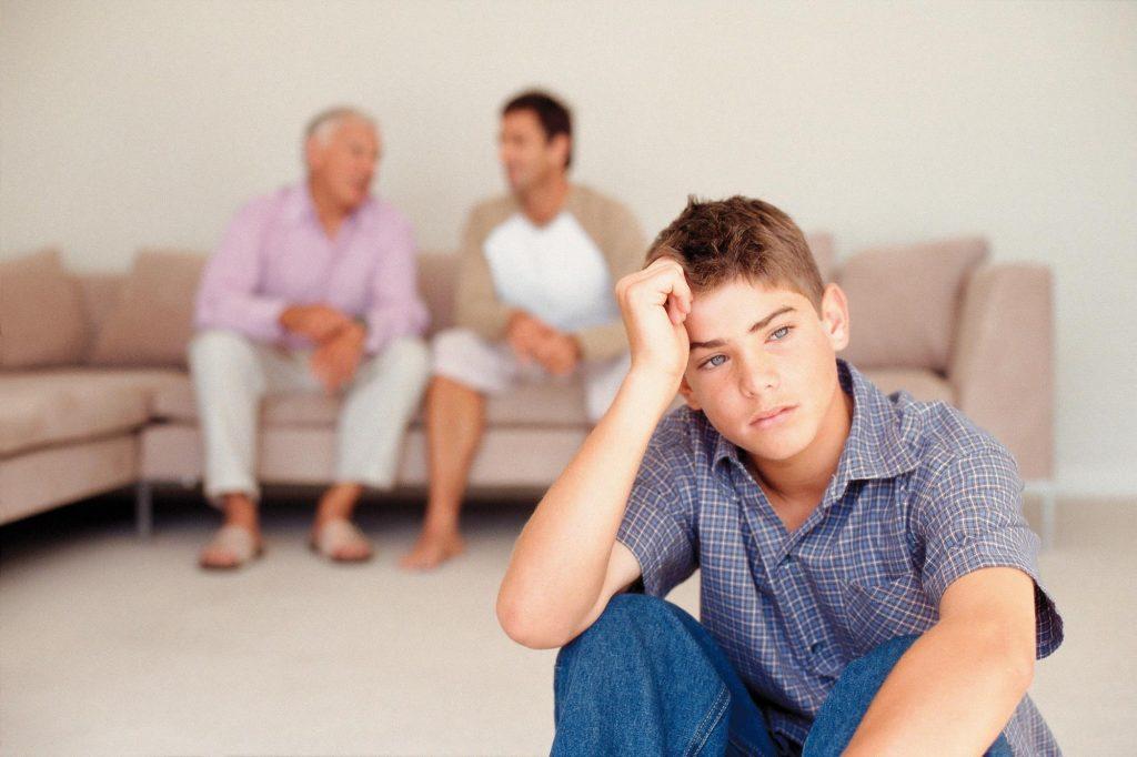 ویژگی های عاطفی دوران نوجوانی
