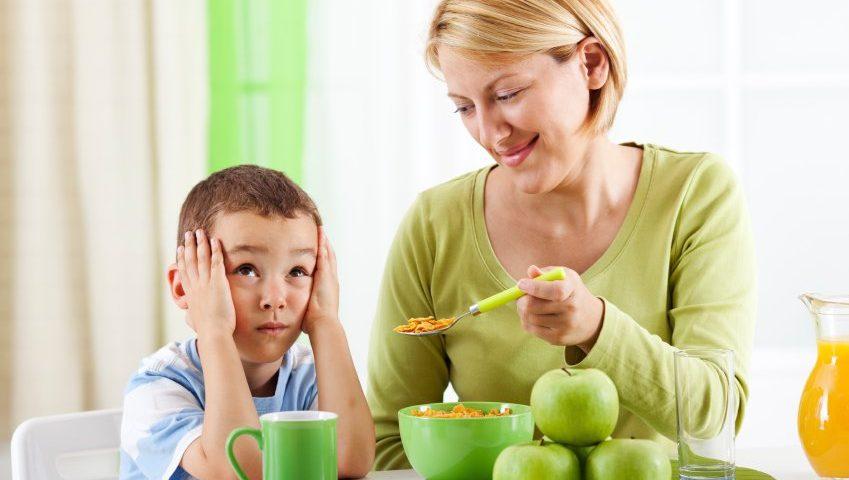 دلایل بی اشتهایی کودکان چیست