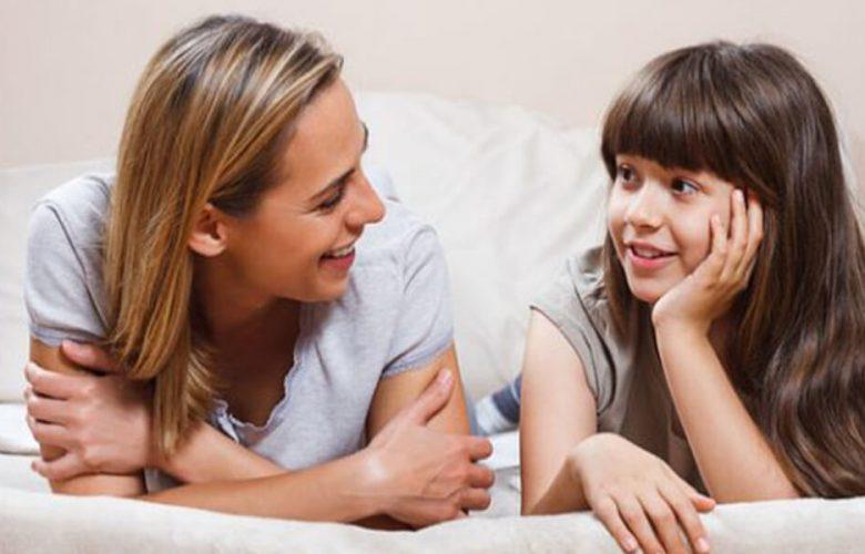 رفتارهای مادر در ارتباط با دخترش