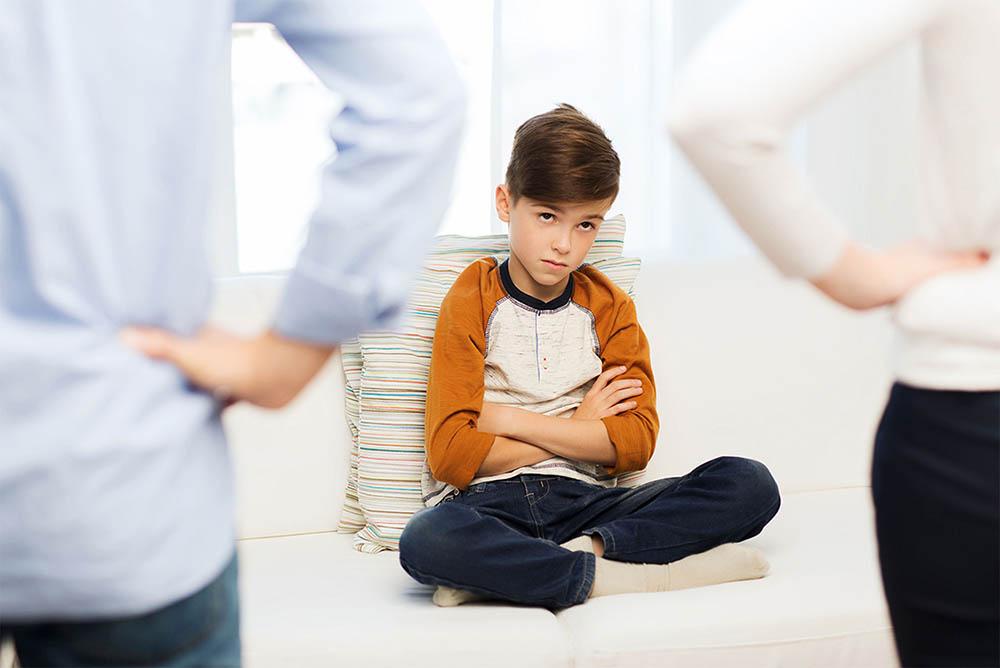 اشتباهات رایج در تربیت فرزندان
