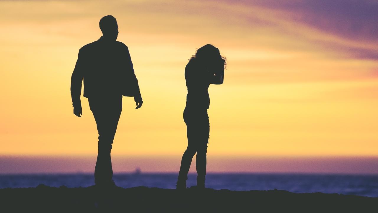 اشتباهات رایج پایان دادن به رابطه