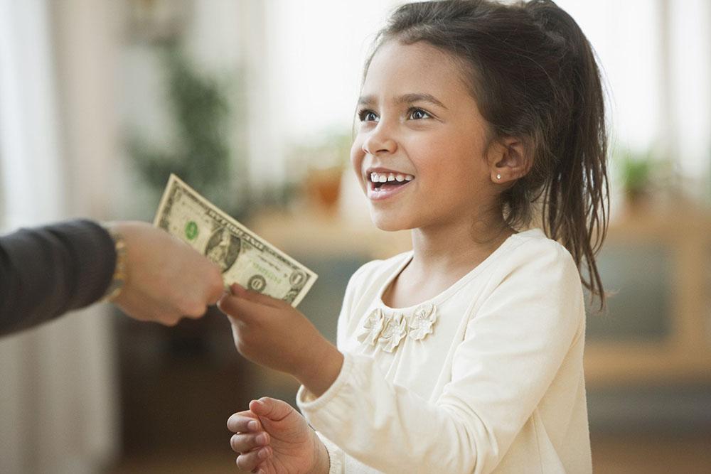 پرداخت اصولی پول تو جیبی