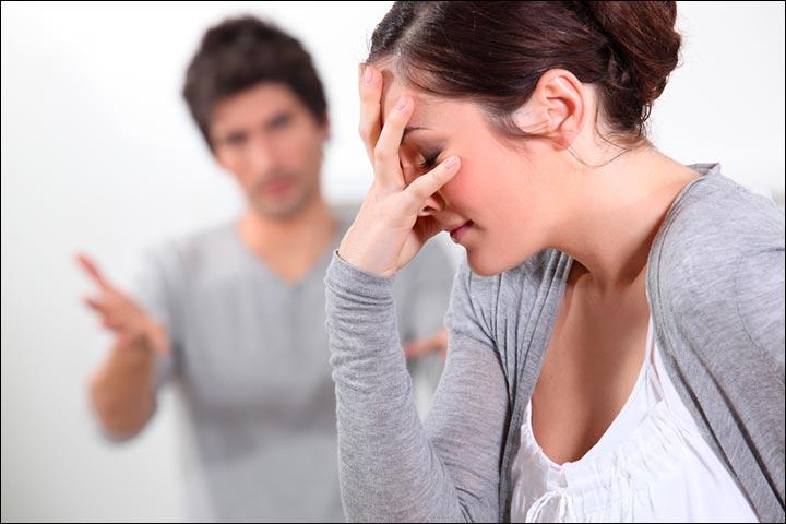 نگرش همسران به تعارض