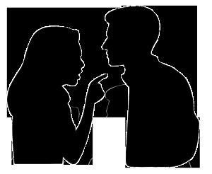 چگونگی مواجههی همسران با تعارض